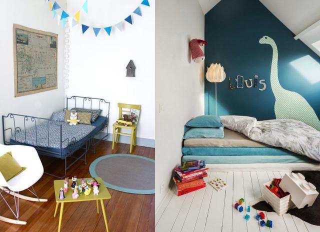 10 Inspirations Pour Une Chambre De Petit Garcon Home Decor Deco Home