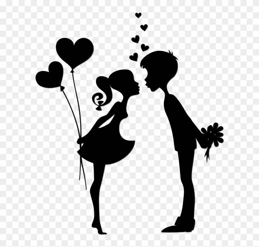 This Pic Would Be A Cute Tattoo Silhouette Art Silhouette Kissing Couple Silhouette Vector Hd Png Download In 2021 Silhouette Art Cute Tattoos Kiss Stickers