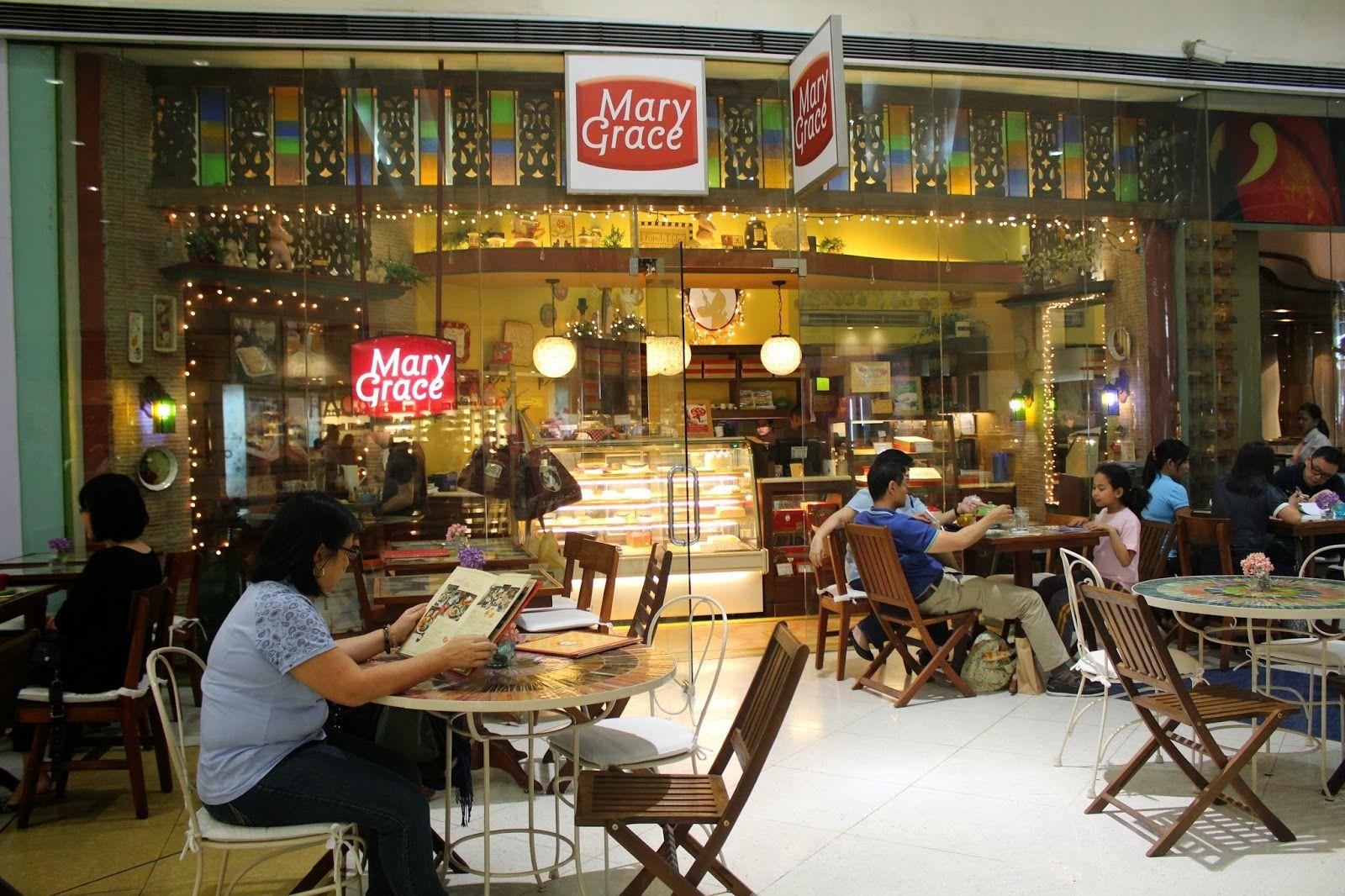 Cafe Mary Grace : A Grace like no other