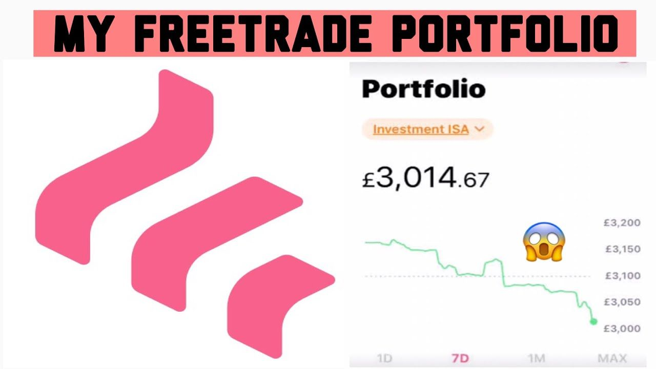 My freetrade dividend portfolio | £135 down! | 2 dividends not paid | freetrades free share revealed #investing #dividends #stocks #portfolio #dividendinvesting #passiveincome #stockportfolio
