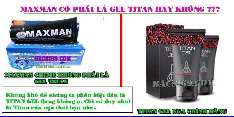 gel titan là một loại gel bôi trực tiếp vào dương vật làm tăng kích