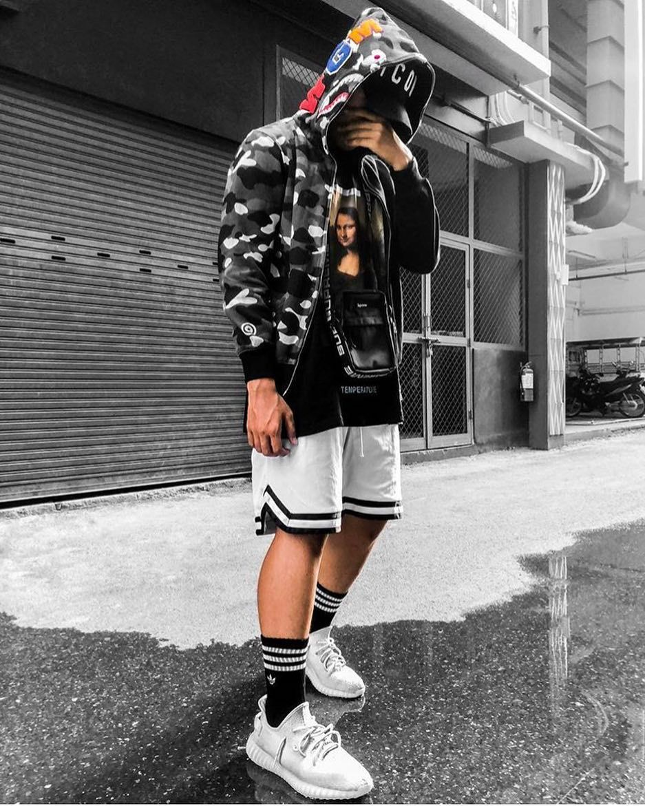 Hypebeast Outfits Summer