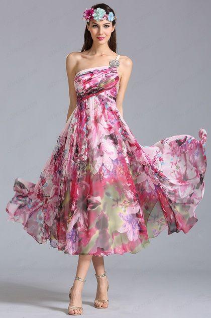 Comprar vestido estampado