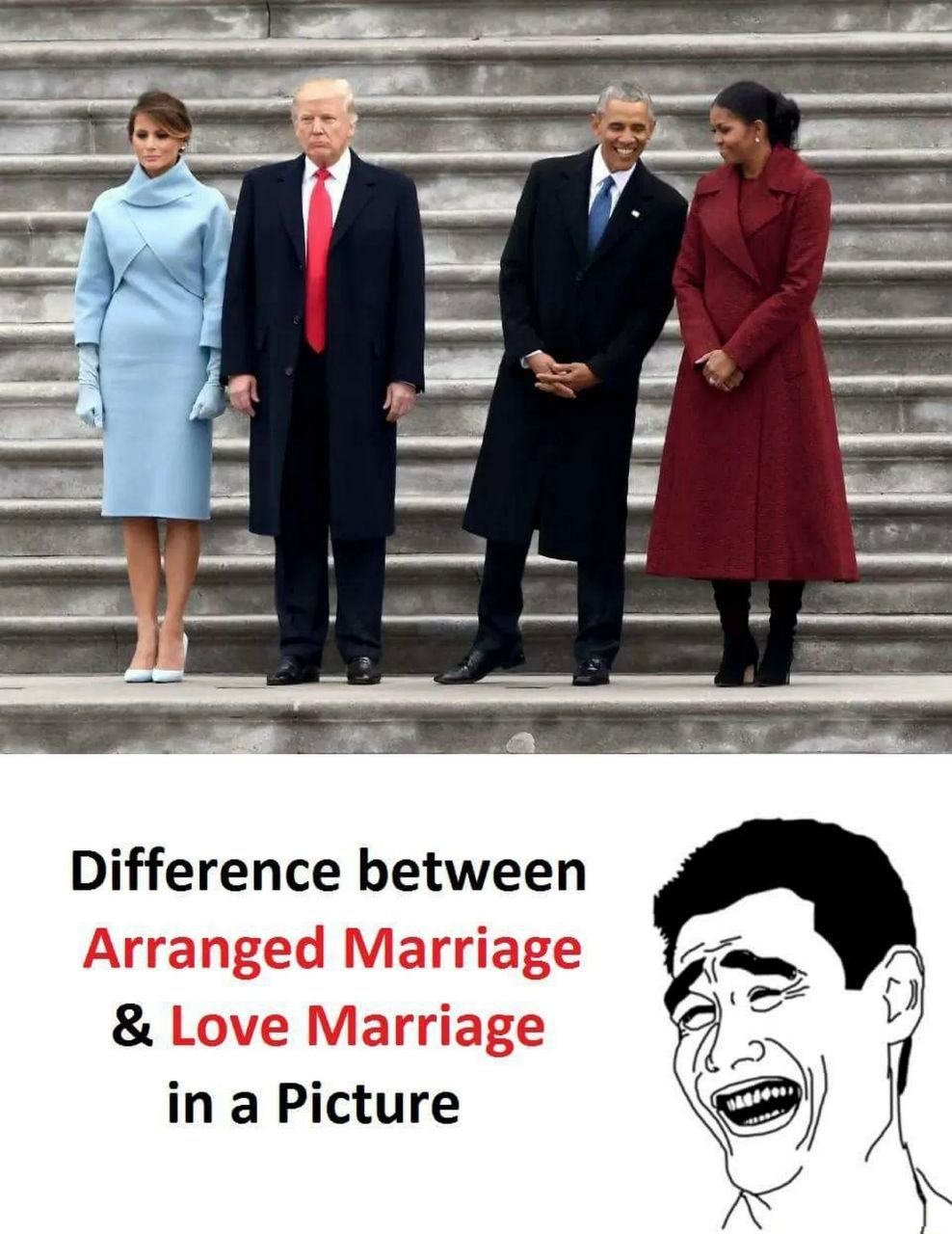 Difference between Arranged Marriage & Love Marriage in a