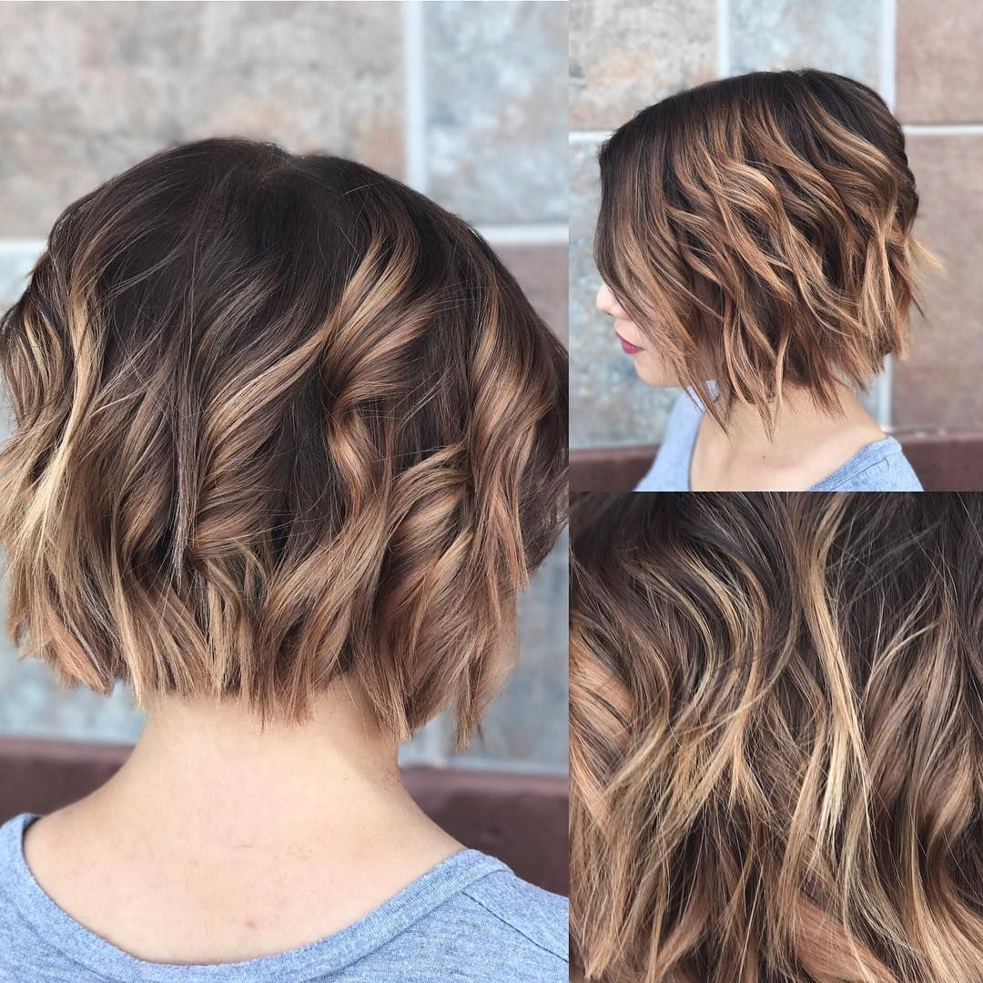 Taglio medio per capelli sottili