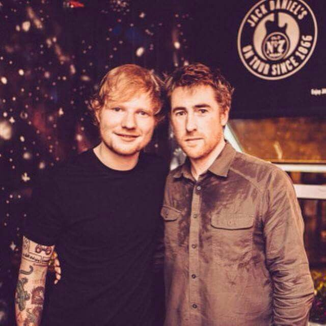 Ed and jamie lawson