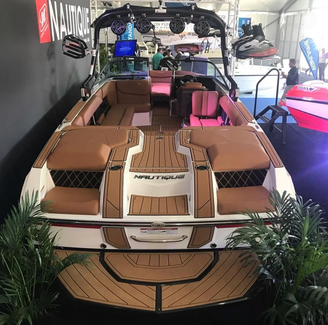 "TanksFilled on Instagram ""Super Air Nautique GS Interior"