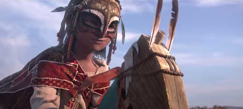 Bilal Trailer Released An Animated Film With An Arabic Hero