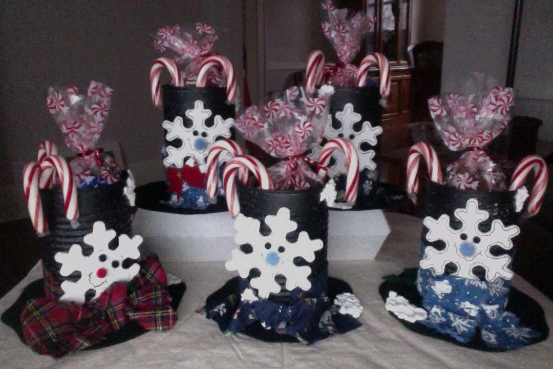 Beautiful Door Prize Ideas For Christmas Party Part - 14: I Made These For Door Prizes For Our Office Christmas Party This Year.