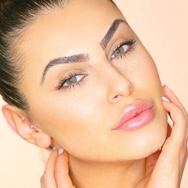 Eyebrow Perfection Fresh Face Loving The Two Faced Bb Cream Used