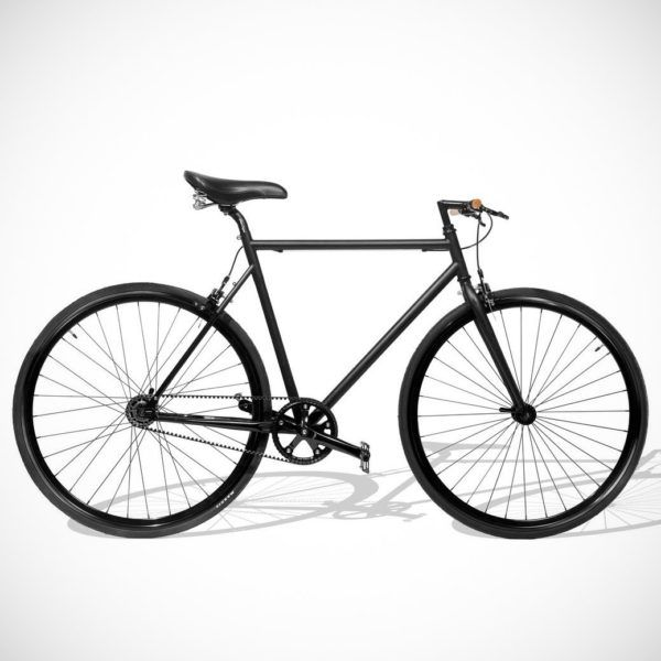 The Track Bicycle