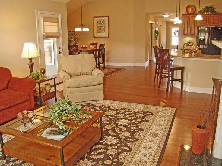 Traditional Living Room Kilim Beige Home Decor Southwestern Decorating #tan #walls #living #room #ideas