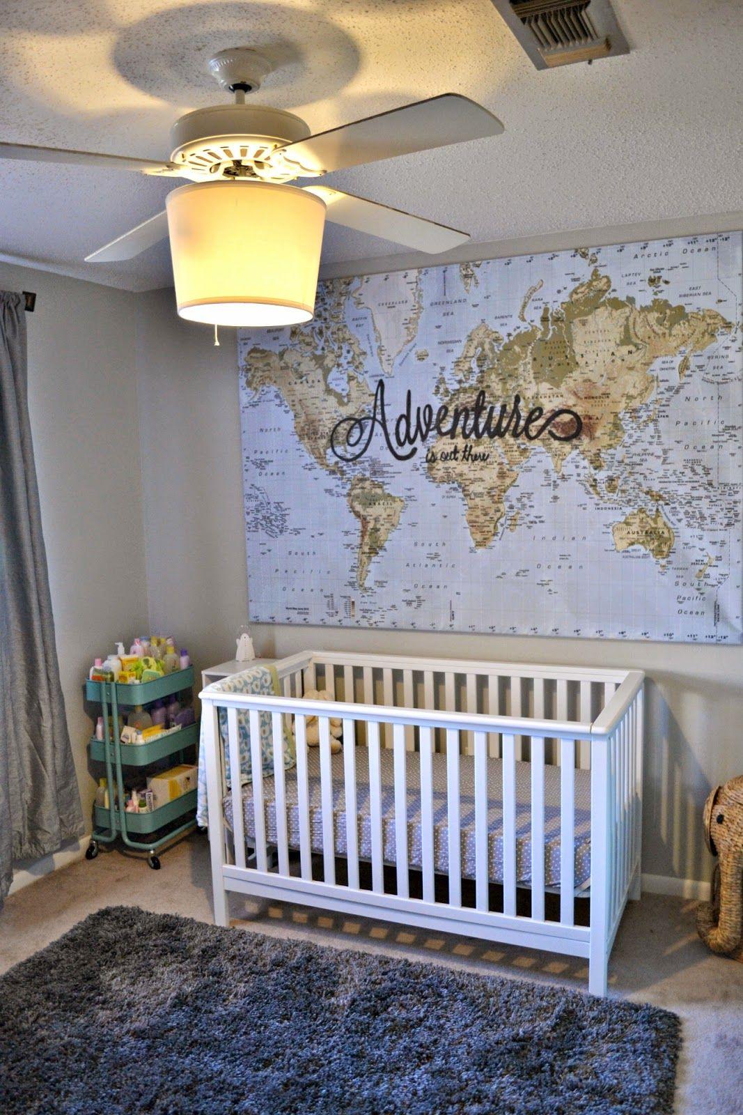 Under The Gingko Tree Nursery Neutral Baby Boy Rooms Gender Neutral Baby Nursery
