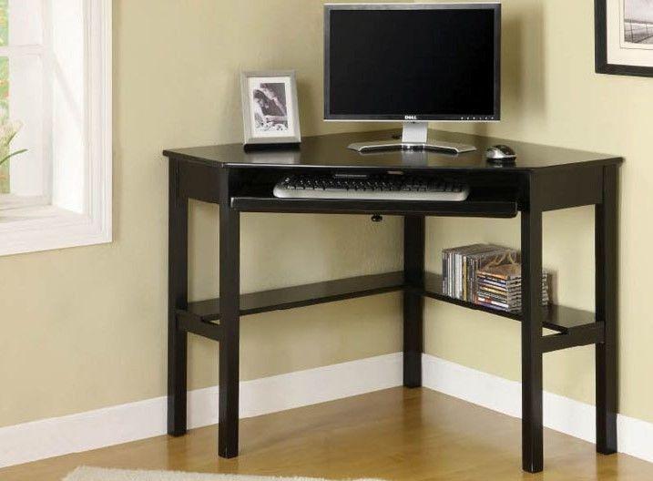Porto Corner Desk Black Corner Desk Wood Corner Desk Black Corner Computer Desk