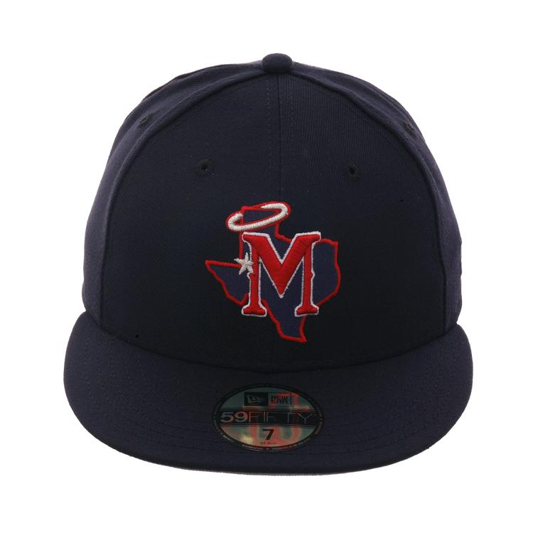 official photos a054b 9d2ed New Era 59Fifty Midland Angels Hat - Navy