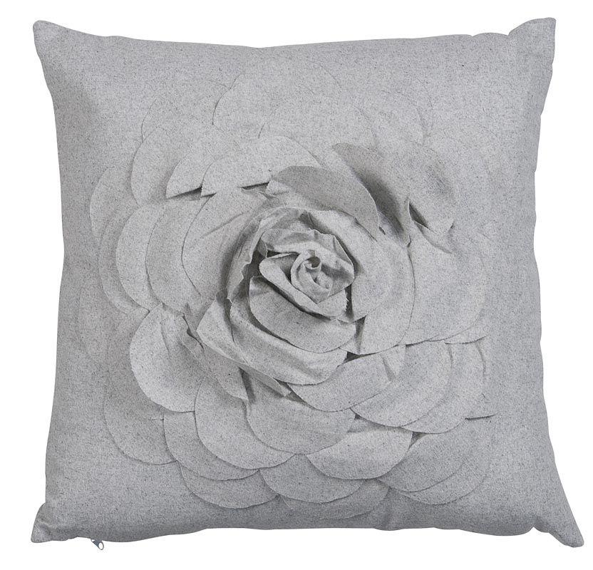 Sierkussen Rose: voor een romantische sfeer in je slaapkamer ...