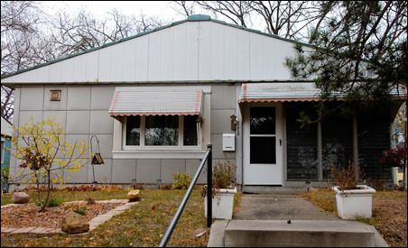 5015 nicollet avenue minneapolis mn lustron prefab house lustron rh pinterest com