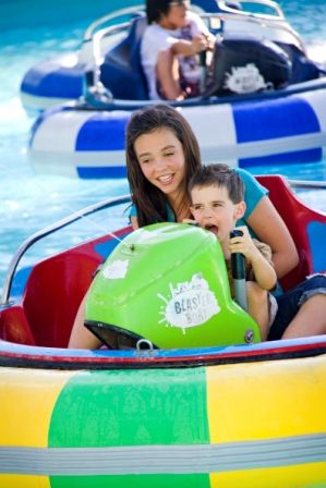 Boondocks fun center is open year round and has indoor and outdoor ...