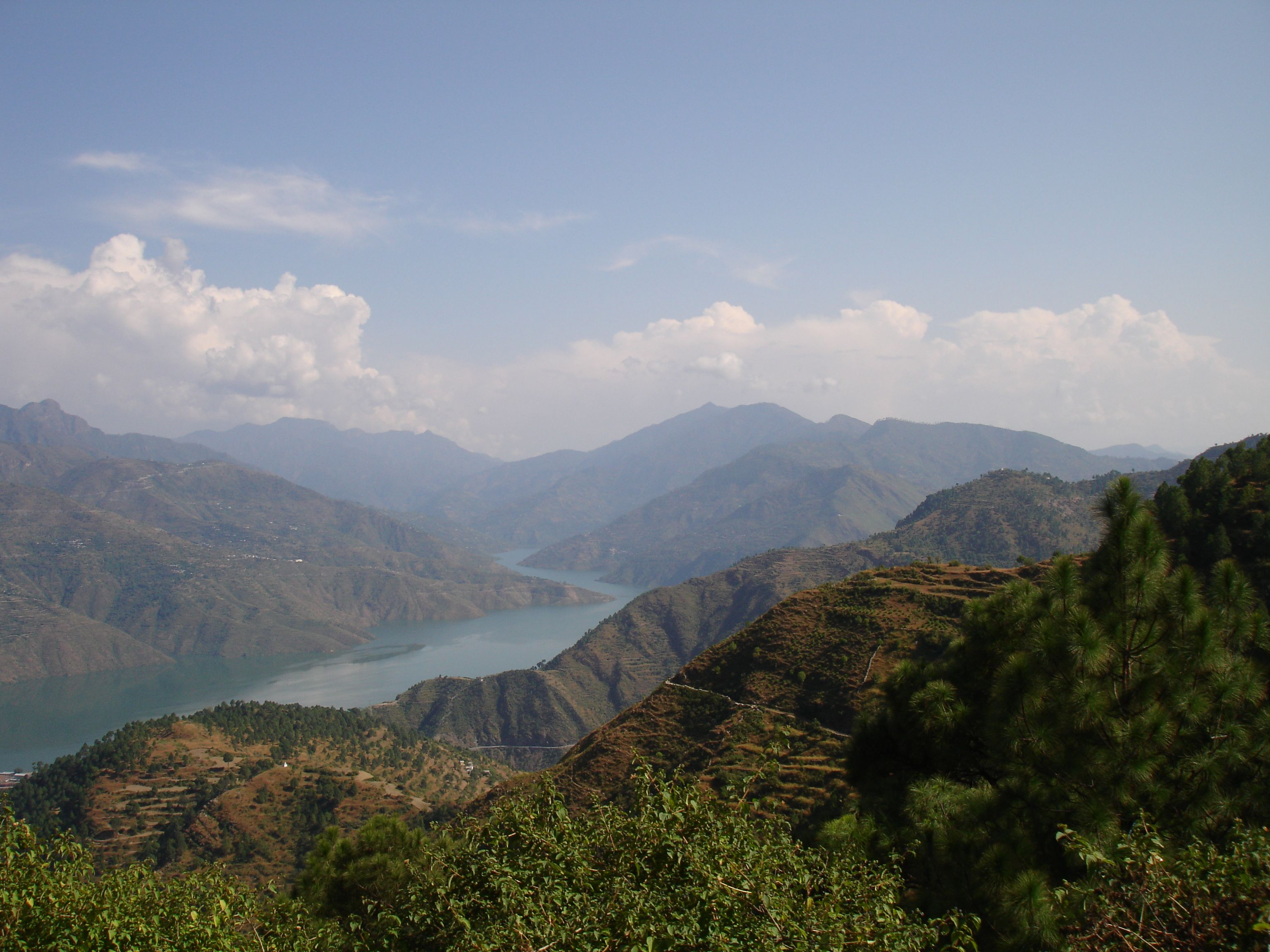 The Great Himalayas..........