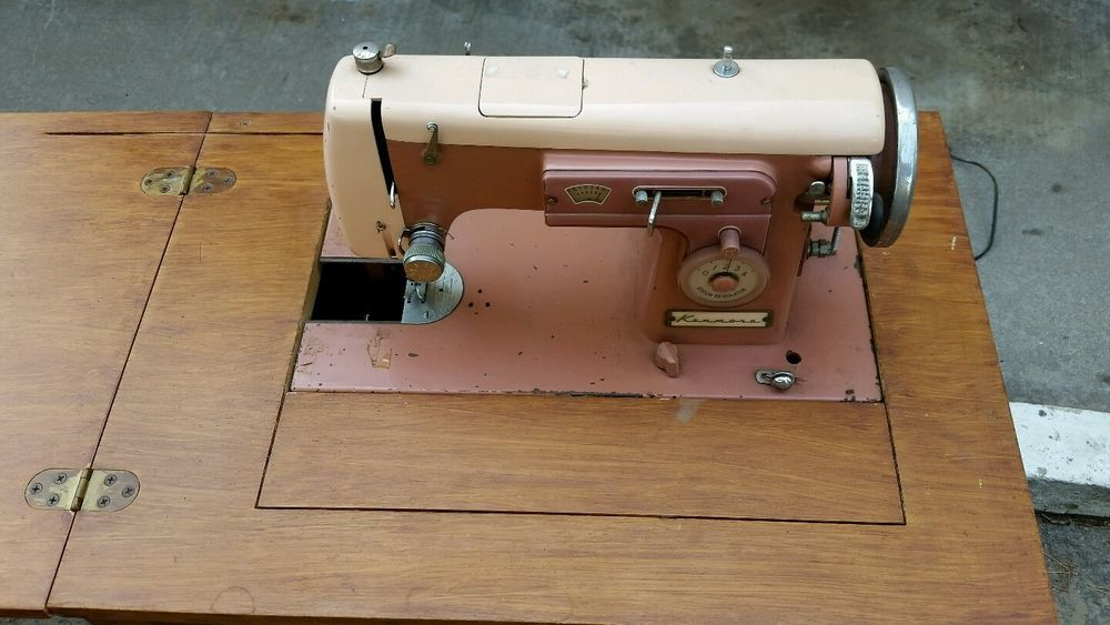 Antique Sears Kenmore Imperial Sewing Machine Model 40 Vintage Stunning Vintage Sears Kenmore Sewing Machine Parts