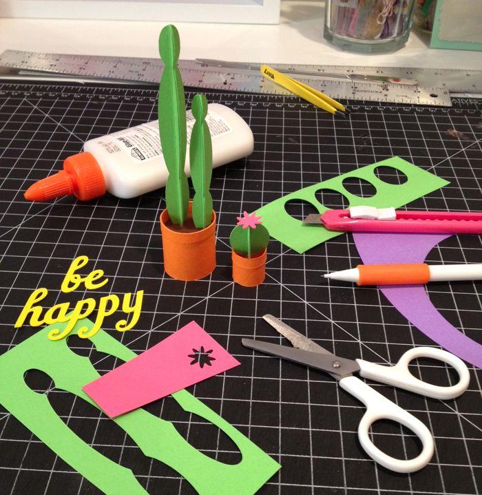 plus de 25 id es uniques dans la cat gorie cactus papier sur pinterest papier diy artisanat. Black Bedroom Furniture Sets. Home Design Ideas