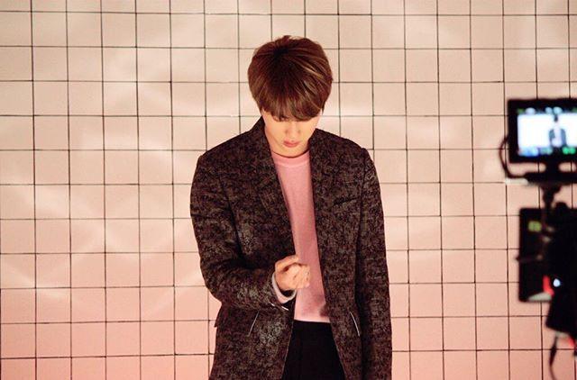 3/15発売 6thシングル「RUN-Japanese Ver.-」MV OFF SHOT #JIN | @bts.bighitofficial - BTS official instagram