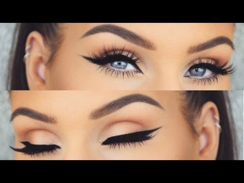 How to Make Your Eyeliner Stay All Day Long | Cats, Perfect winged ...