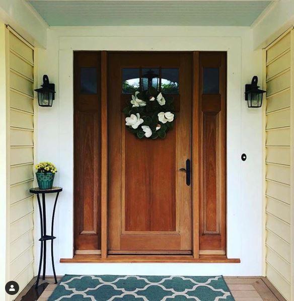 Rough Wood, Exterior Doors