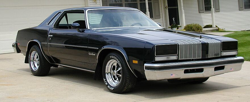 I had one of these loved it 77 cutlass supreme  Home of my 1977
