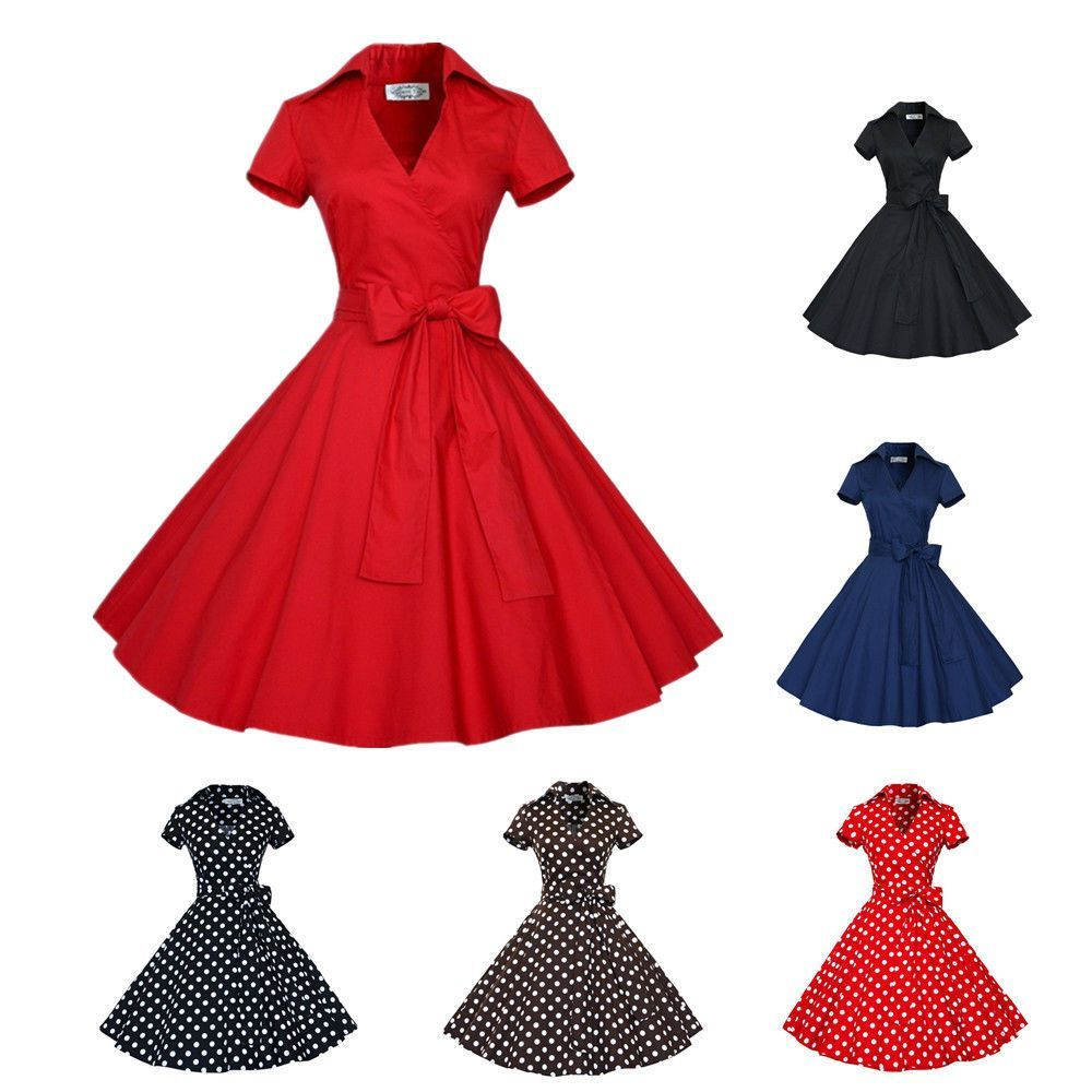 S s retro vintage housewife swing rockabilly pinup evening party