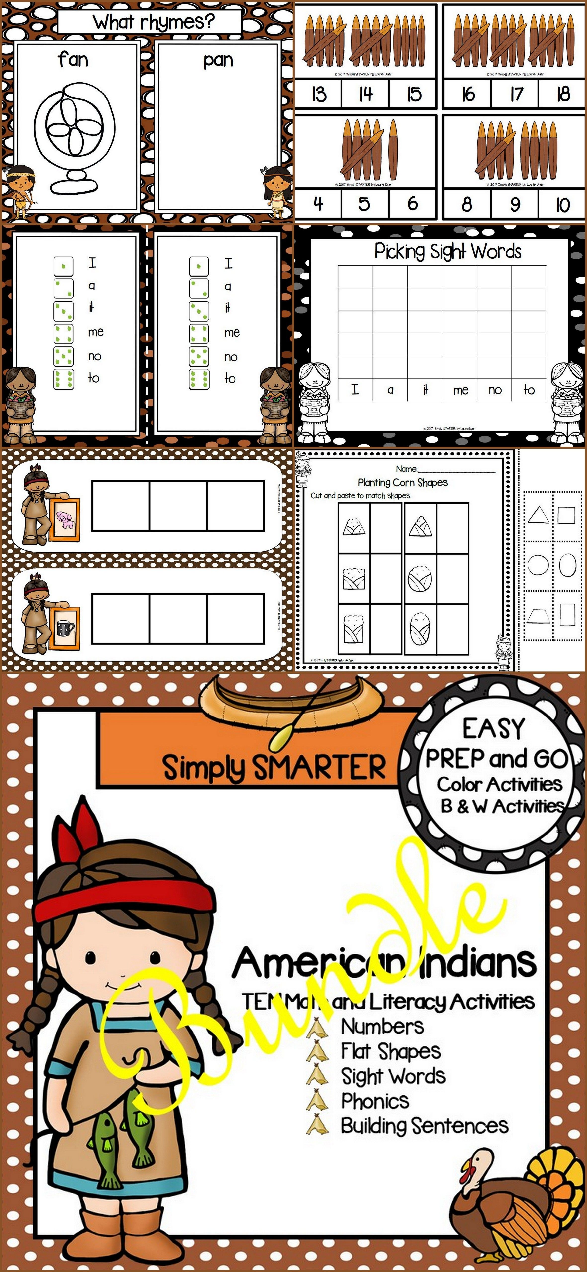 Easy Prep American Indian Math And Literacy Center