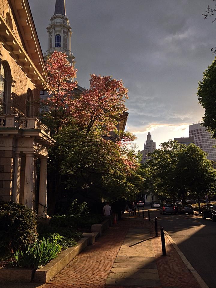 Providence, #RI (Photo John Jacobson) #VisitRhodeIsland