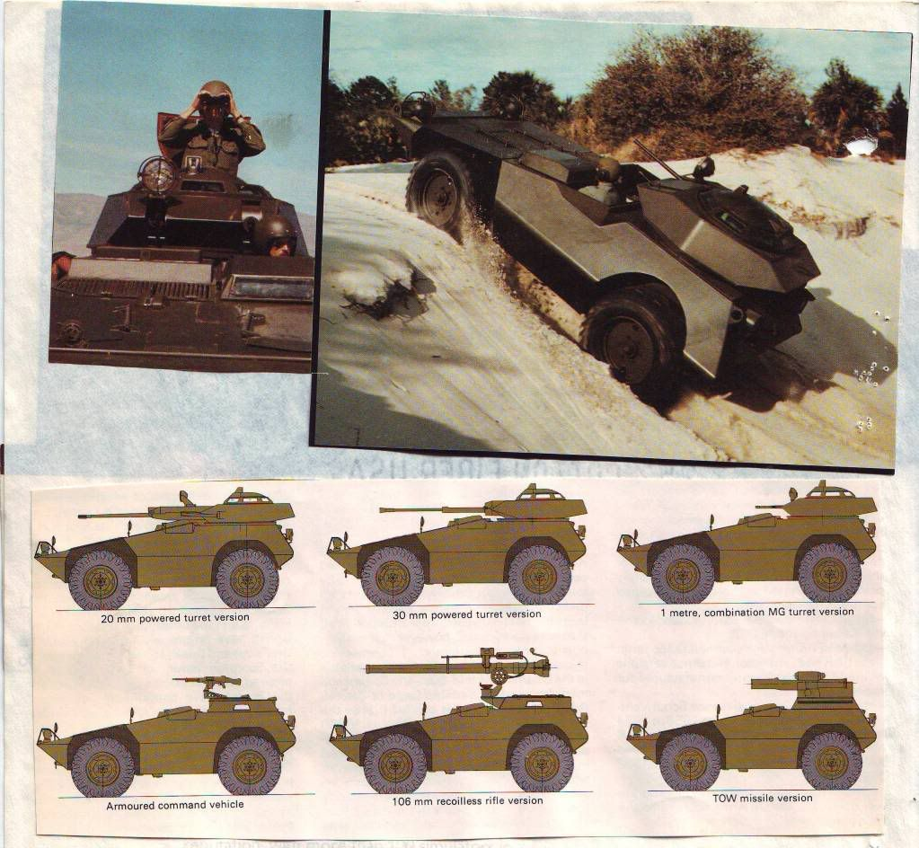 Cadillac Gage Commando Scout Google Search Tmp Vehicles