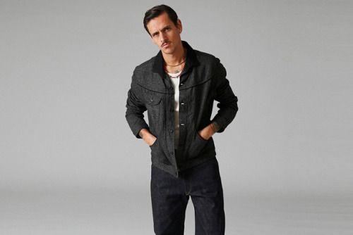 Stevenson Overall Co. SS17.  menswear mnswr mens style mens fashion fashion style stevensonoverallco campaign lookbook
