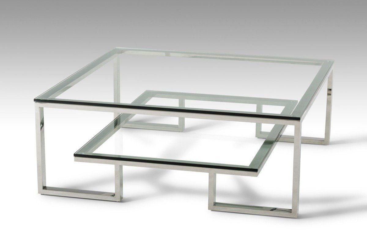 Topoi Modern Glass Coffee Table In 2021 Modern Glass Coffee Table Coffee Table Square Coffee Table [ 800 x 1200 Pixel ]