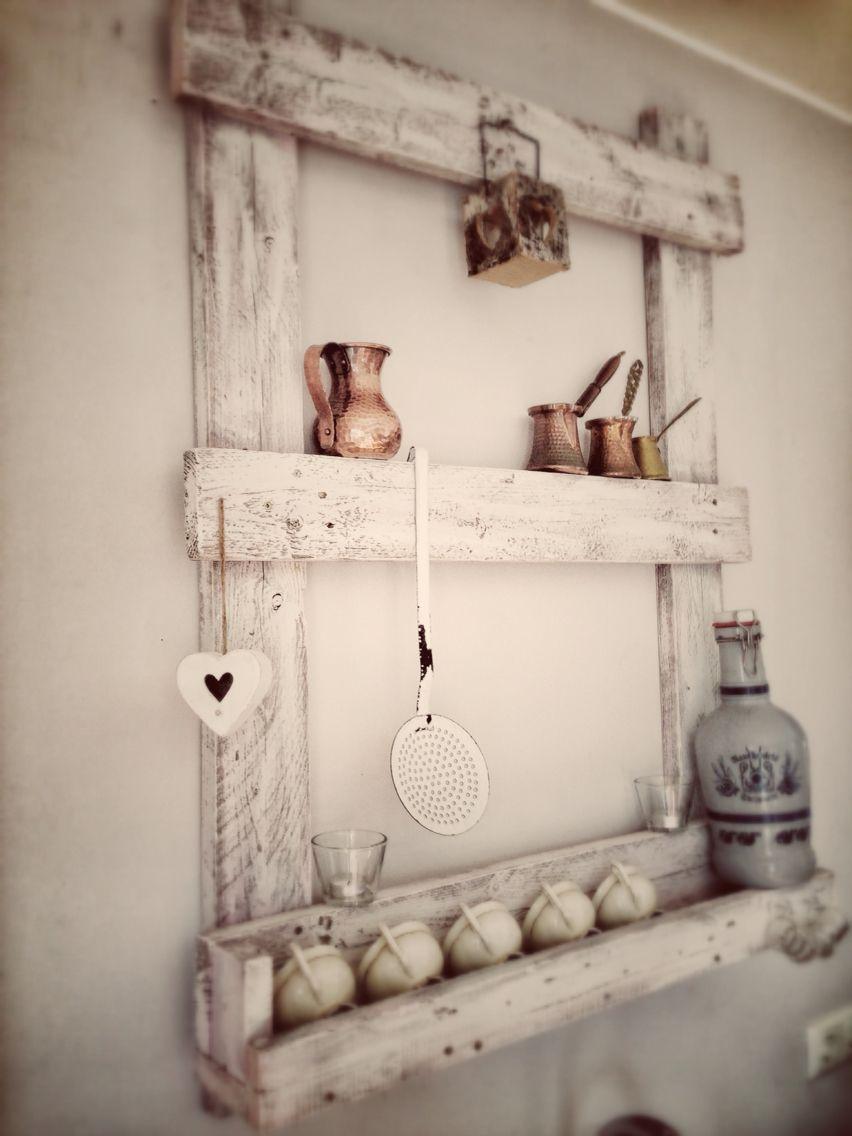 Küchenregal   Seemann\'s Planken   Pinterest