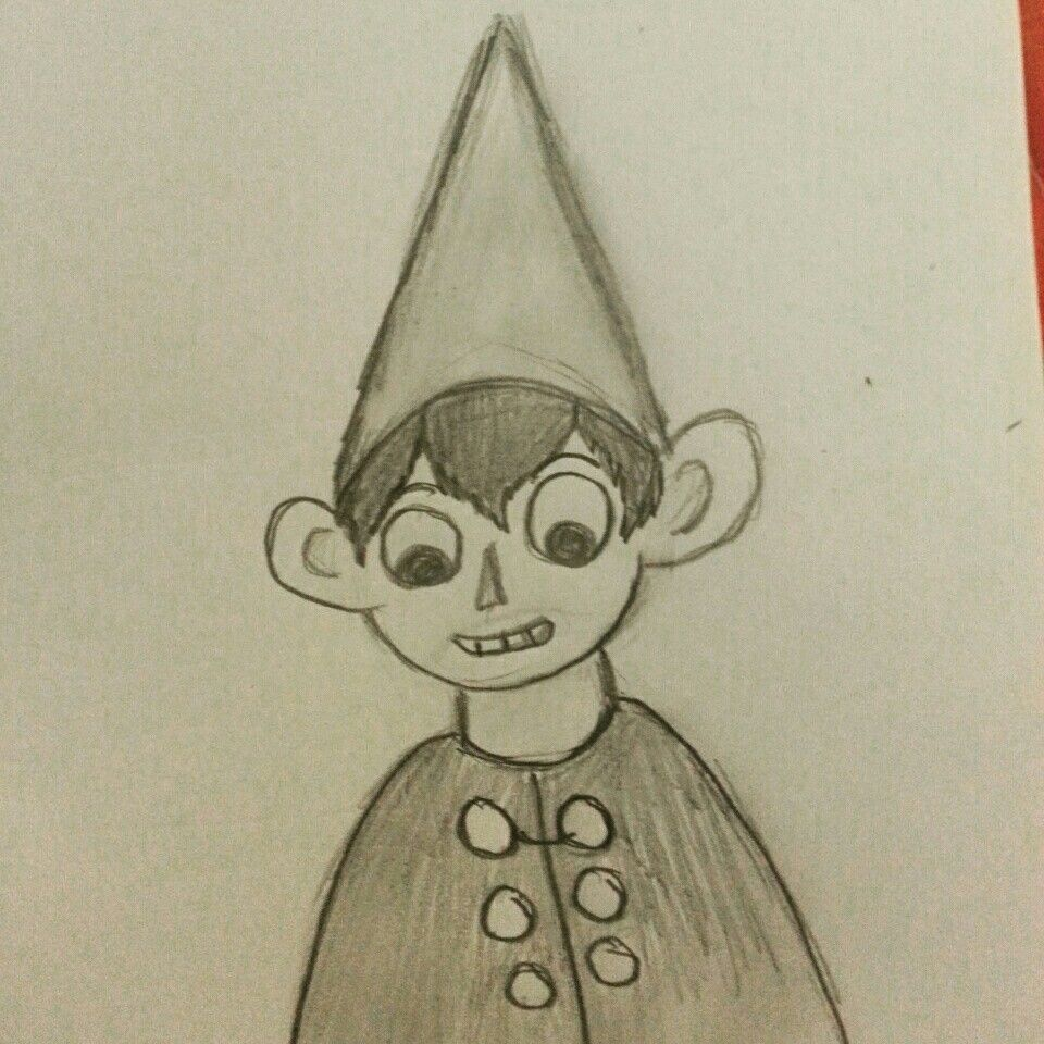 Wirt from Over the Garden Wall. By Mira.G