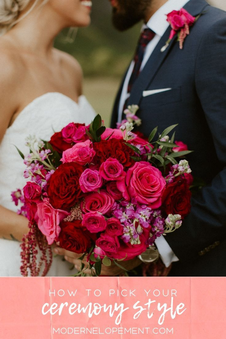 How To Choose Your Wedding Style Wedding Ceremony Decorations