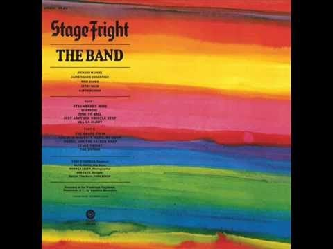 The Band - Stage Fright (1970) [Full Album] - YouTube