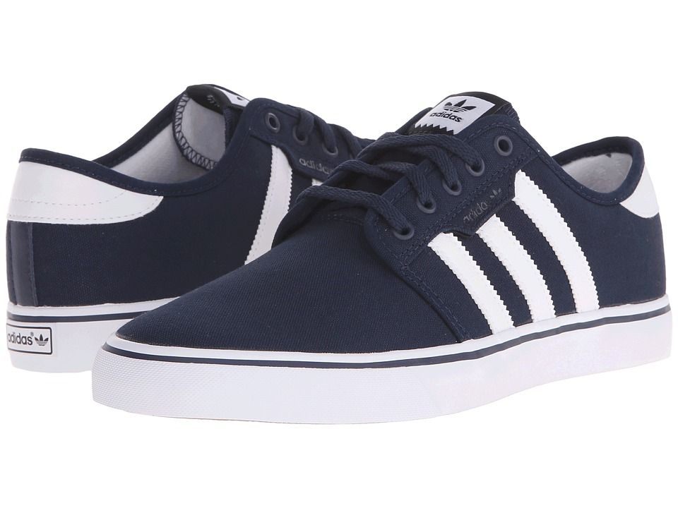 Black · adidas Skateboarding - Seeley (Collegiate Navy/White/Black) Men's  Skate Shoes :