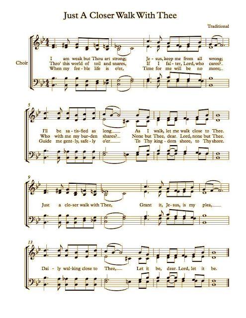 partition musique eglise gratuite
