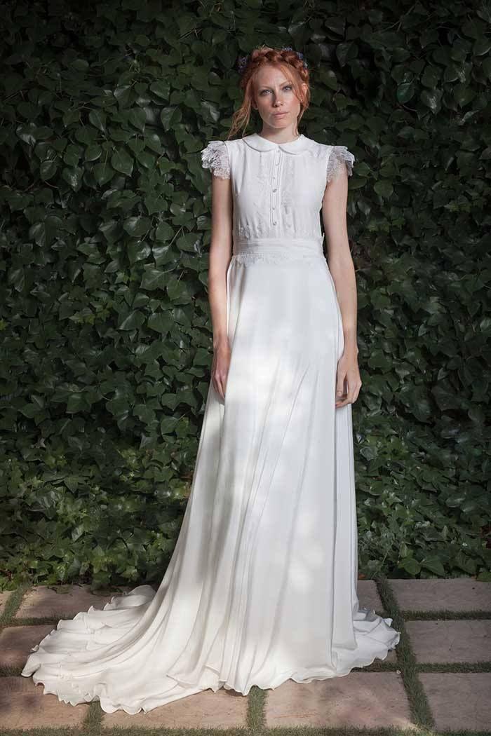 diseñadora de vestidos de novia personalizados a medida | alta