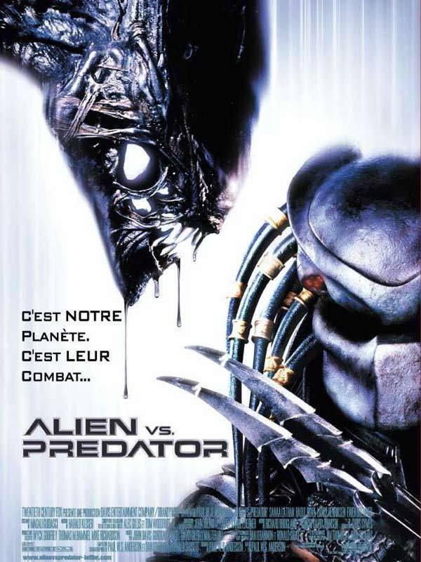 Film Favoris 3 Alien Films Predator Alien Vs Predator