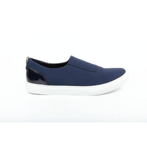 Versace 19.69 Abbigliamento Sportivo Milano ladies sneakers B2290 SPORT BLU VERNICE BLU