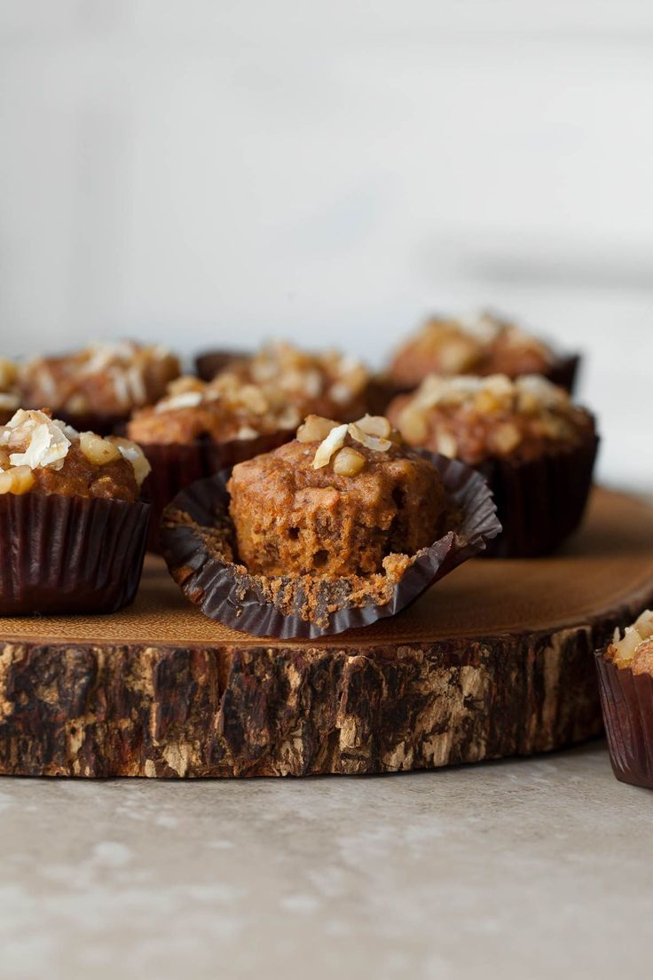 Healthy Carrot Cake With Applesauce