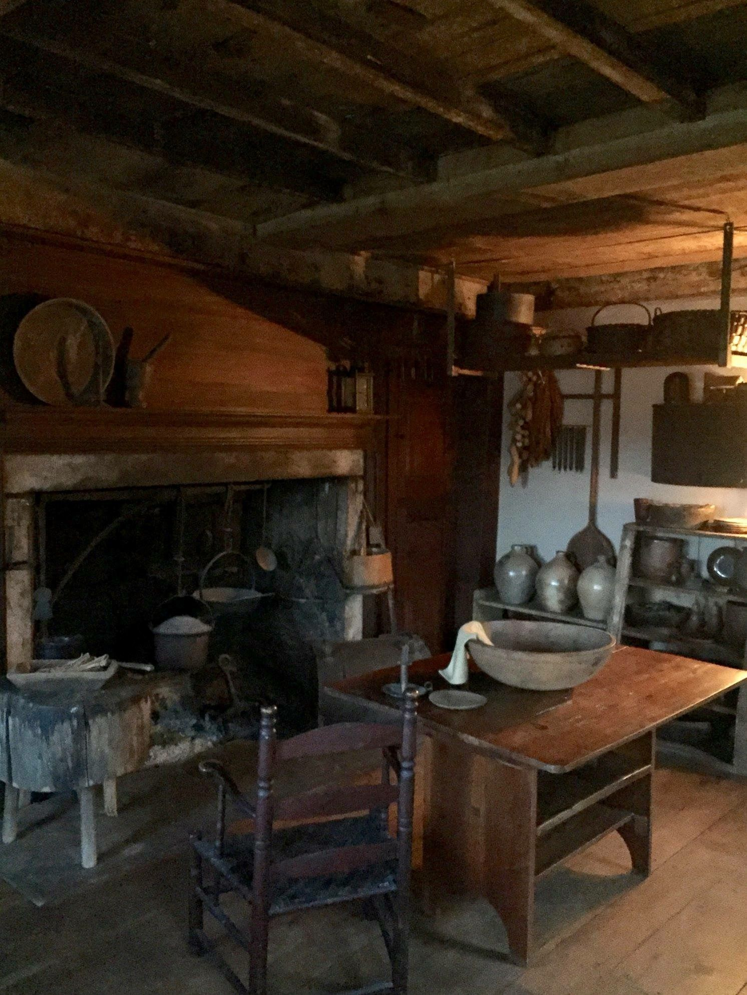Pin by Janet Wright on Pilgrim Primitive Colonial Tudor