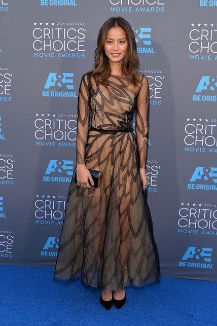 Critics Choice Awards 2015: Jamie Chung