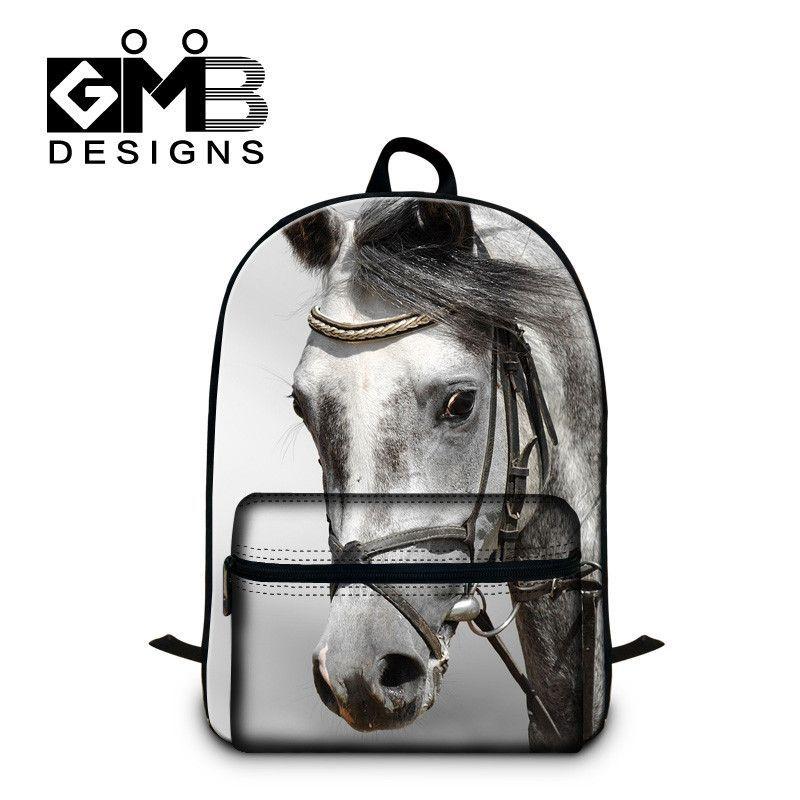 Dispalang Children School Bag Kids Cheetch 3D Printing Mens Laptop Backpack Animal Leopard Children Schoolbag Student Book bag