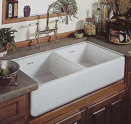 British Stoves Landhausküchen   Spülbecken, Armaturen Und Kühlschränke,  Handgebaute Englische Küchen Im Landhausstil Sowie