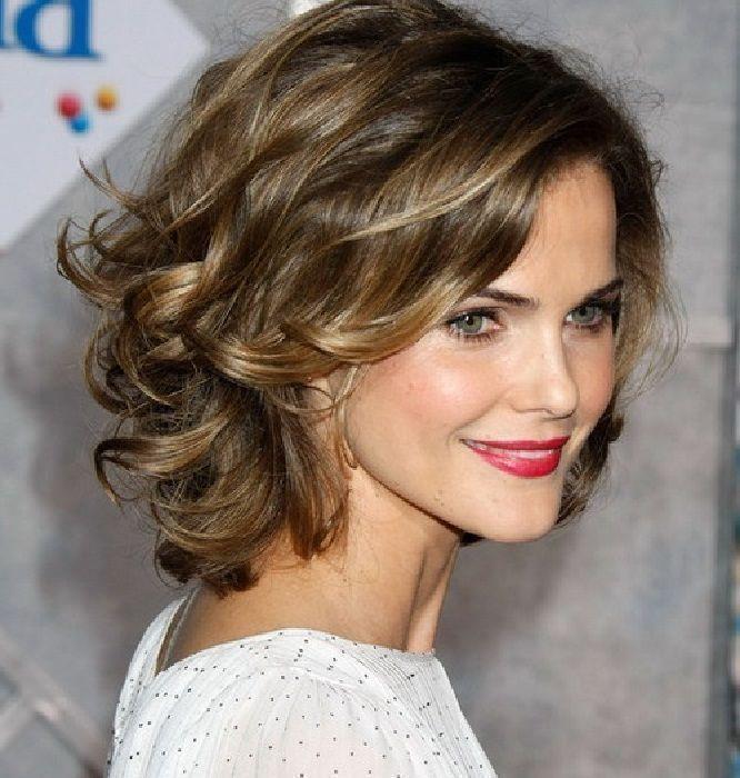 21 Hairstyles For Thick Hair Perfect Thick Hair Styles Medium Curly Hair Styles Haircuts For Curly Hair Medium Short Hair